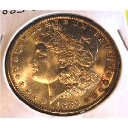 1883 O BU Grade Morgan Silver Dollar