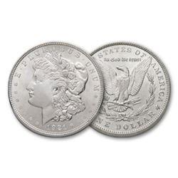 1921 P BU Morgan Silver Dollar