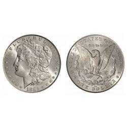 1882 Carson City CH BU Morgan Dollar