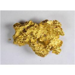 1.15 gram Natural Alluvial Gold Nugget