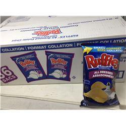 Ruffles All Dressed Potato Chips (36 x 60g)