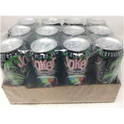 Joker Cherry Limeade Energy Drinks