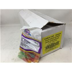 Cable Car Sour Neon Worms (12 x 180g)