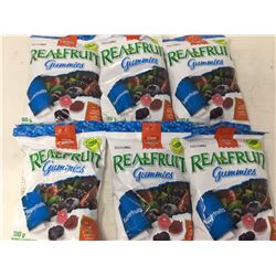 Dare Real Fruit Gummies Superfruits (6 x 180g)