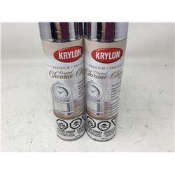 Krylon Rust Protector Premium Chrome (2 x 227g)