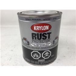 Krylon Rust Protector Gray Primer (946ml)
