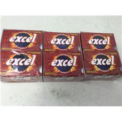 Excel Cinnamon Gum (3 x 12 x 12)