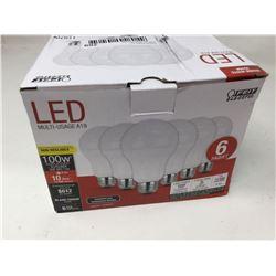 LED Multi-Usage Bulbs (6 x 100w)