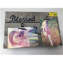 Blessed Photo Wall Art