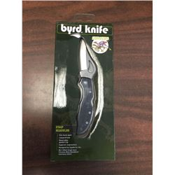 NEW Byrd Knife Meadowlark Pocket Knife