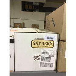Case of Snyder's Pretzel Sticks Honey Mustard and Onion (12 x 220g)