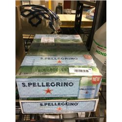 Case of San Pellegrino Carbonated Natural Mineral Water (3 x 8 x 330mL)