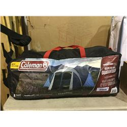 Coleman 8 Person Weathertec Tent -RETURN, SOLD AS IS