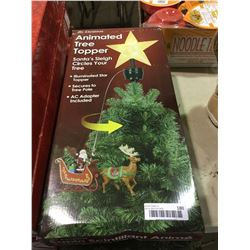 Mr. Christmas Animated Tree Topper