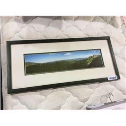 Framed Landscape Artwork