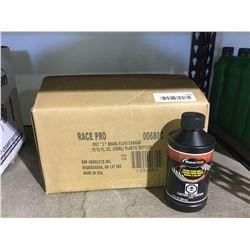 Case of Race Pro Dot 3 Brake Fluid (12 x 355mL)