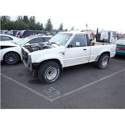 1989 Mazda B2600