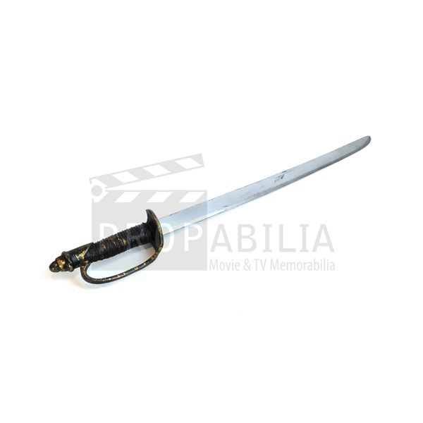 Once Upon a Time - Blackbeard's Sword (Stunt) Prop (4999)