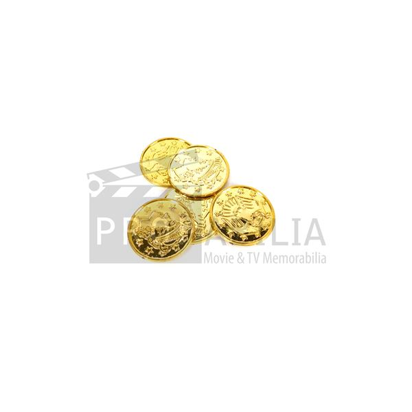 Once Upon a Time - Treasure Coins (4596)