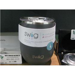 SWIG 14 OZ WINE MATTE GREY