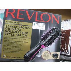 REVLON SALON ONE-STEP DRYER AND VOLUMIZER