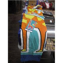 3-PC 28X60 KIDS BEACH TOWELS