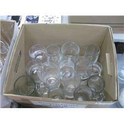 BOX OF BEER MUG GLASSES