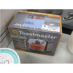 TOASTMASTER 1 1/2 CUP MINI CHOPPER