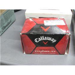 CALLAWAY 2-PC GOLF BALLS