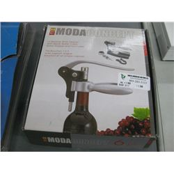 MODA CONCEPT 6-PC WINE SUPPLIES