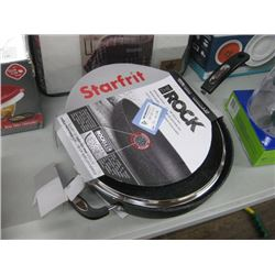 STARFRIT THE ROCK DEEP FRY PAN WITH LID