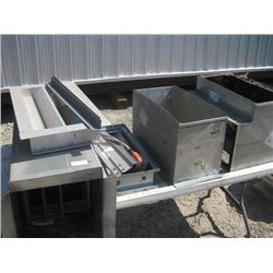 POWERED EXHAUST DUCTWORK