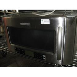 KITCHENAID OVER THE RANGE MICROWAVE