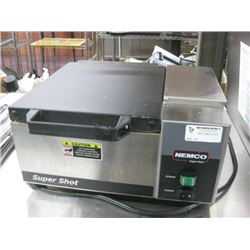 NEMCO SUPER SHOT 6600 COUNTERTOP STEAMER