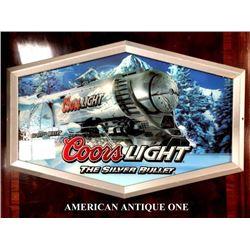 American Pub Mirror 76cm Coors Light