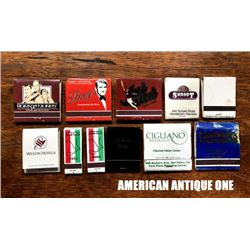 American Match 11 pieces Collect ItemUSA