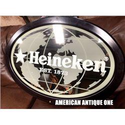 85cm 2005 Heineken/American Pub Mirror