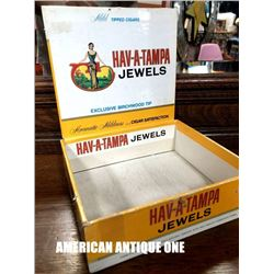 Habatampa Jewel Cigar Box