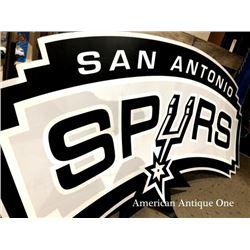 172cm basket / NBA San Antonio Spurs Sign