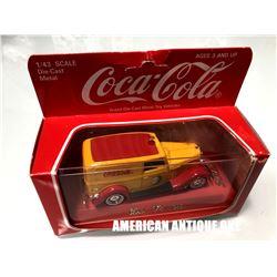 1991 USA Coca-Cola 1:43 Diecast Ford Flathead V8 1936