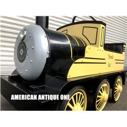 Bumblebee / Transformers: Heart of Steel Locomotive Ride On Pedal Car