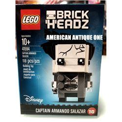 2017 Captain Salazar / Pirates of the Caribbean LEGO