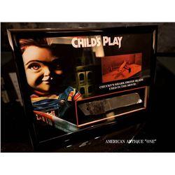 Chucky / Child Play Drone Blade!