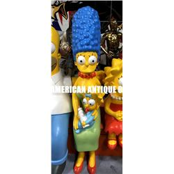 Marge & Maggie The Simpsons Life-sized Figure Idea Planet