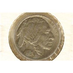1913 TYPE I BUFFALO NICKEL UNC