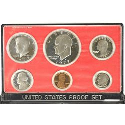 1977 US PROOF SET (WITHOUT BOX)