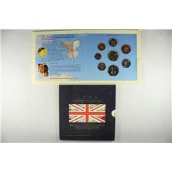 1995 UNITED KINGDOM BRILLIANT UNC COIN COLLECTION