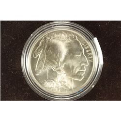 2001-D BUFFALO COMMEMORATIVE SILVER DOLLAR