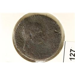 27 B.C.- 14 A.D. AUGUSTUS ANCIENT COIN