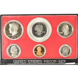 1979 US PROOF SET (WITHOUT BOX)